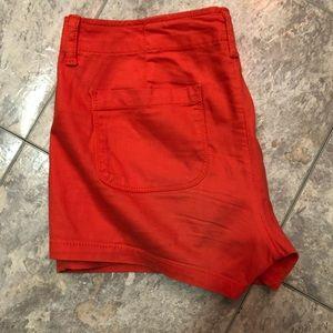 🔵Arizona red girl's shorts
